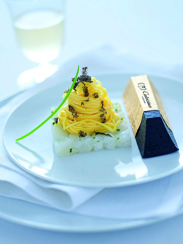 caviar en barre