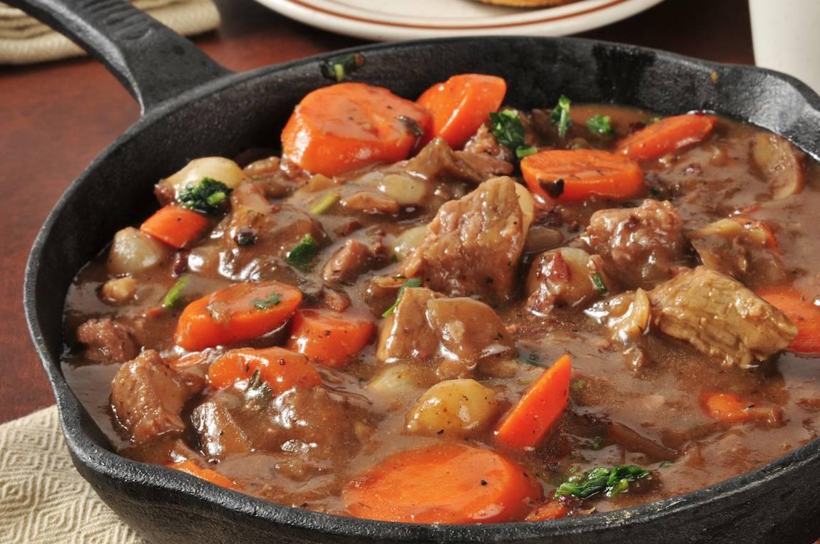 recette boeuf carotte
