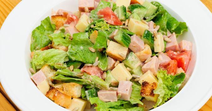 salade charcutière