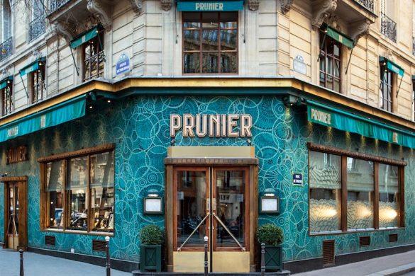 prunier restaurant
